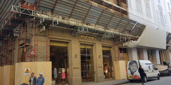 Hotel Savoy Firenze Chiuso